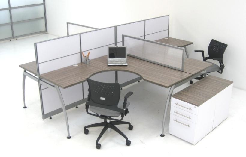 Mobila call center bonarte for Muebles modulares oficina